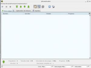 Configurando JDownloader 3