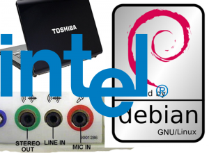 Sonido en Debian